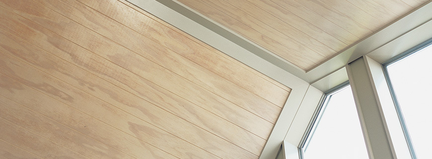 Ecoply® Grooved Lining » Plywood NZ